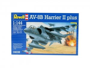 AV-8B Harrier II Plus (REV-04038)