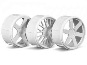 73410 - WHEEL SET (WHITE/MICRO RS4)