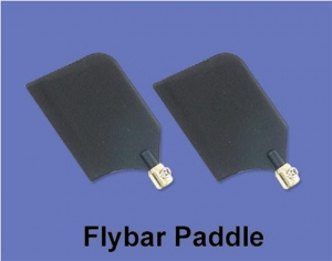 HM-4#6-Z-03 Flybar paddle