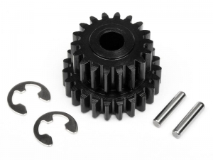 102514 - HD DRIVE GEAR 18-23 TOOTH (1M)