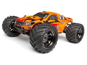HPI - 101660 - Trimmed and Painted Bullet Flux ST Body w/ HEX decals